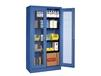 HEAVY-DUTY VISUAL STORAGE CABINETS